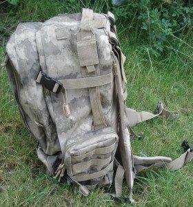 Recenze třídenního útočného batohu 101