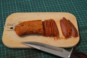 Jak usušit maso?