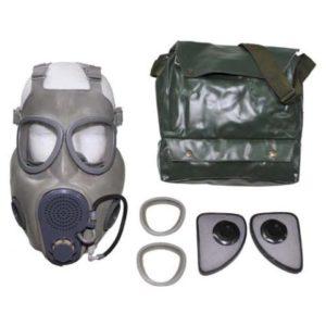 Jak vybrat plynovou masku?