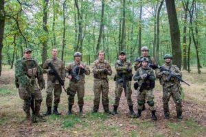 Airsoft tým Black Wolves Praha