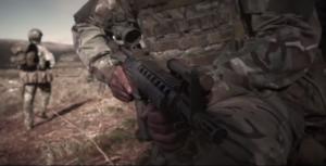 Vybavení SAS