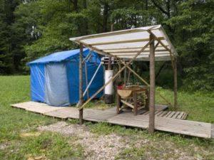 Táborová a osobní hygiena