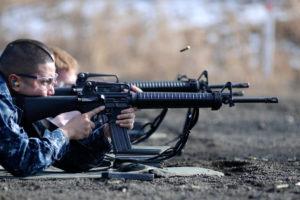 Vývoj černé pušky M16