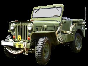 Jeep – válečný symbol, veterán a otec teréňáků