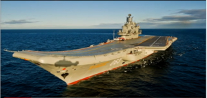 Zajímavosti o Admirálu Kuzněcovi.