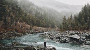 Jak přežít v opravdové divočině?