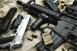 Pašování zbraní do Velké Británie