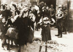 Nacistické poválečné zločiny na českých civilistech.