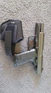 Nevíte co je to za zbraň?