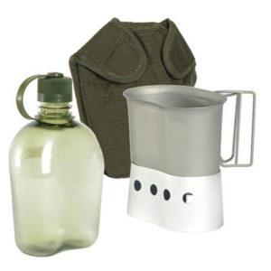 Soutěž o Láhev + obal + pítko + vařič US GEN.II